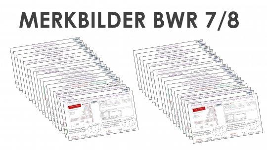 Paket Merkbilder BWR 7/BWR 8 Schullizenz