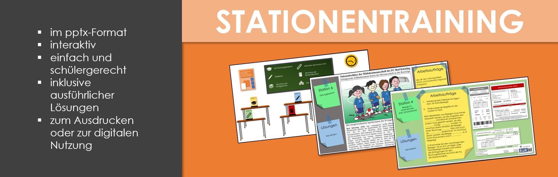 Stationentraining